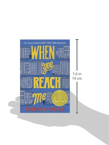 When You Reach Me: (Newbery Medal Winner) (Yearling Newbery)