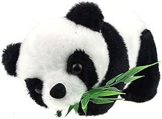 可愛いDafanetものまねぬいぐるみ こえマネ リンちゃん(パンダ)抱きまくらパンダ君panda ふわふわ 萌え萌え 癒しグッズ 親友プレゼント 恋人彼女への贈り物 ぬいぐるみ 動物ぬいぐるみ 子供 お誕生日プレゼント (15CM)
