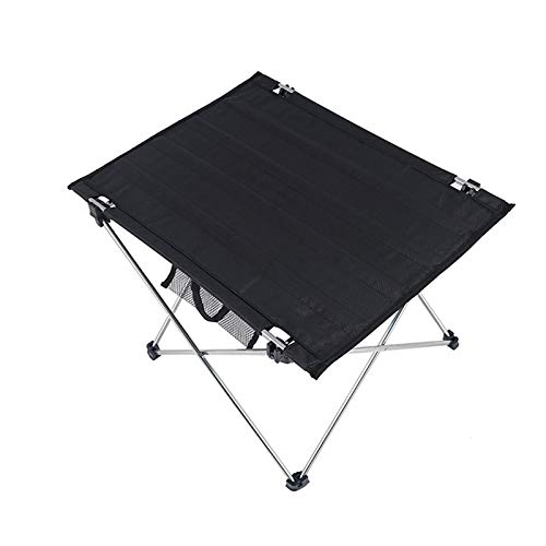 SqSYqz Folding Camping Table,Portable Ultralight with Storage Bag, Easy To Carry for Outdoor, Camp, Picnic, BBQ, Cooking, Festival, Beach, Hiking, Travel, Fishing