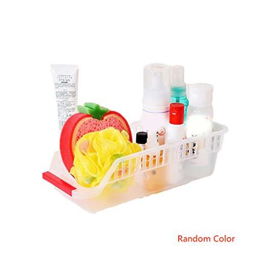 Bomcomi Color al Azar Frigorífico plástico alimento Bebida Forma de Almacenamiento cestas cestas de Almacenamiento del cajón Cajón Organizador Caja despensa gabinete