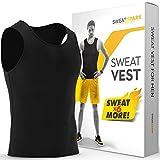 Sweat Vest for Men -...