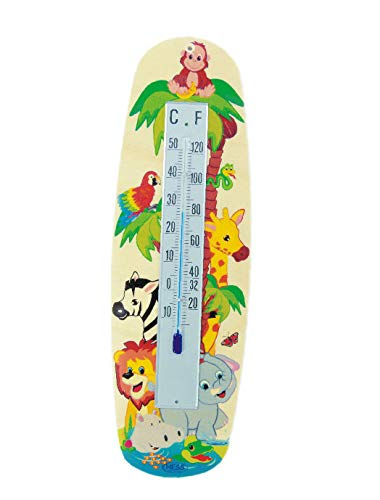 Thermometer, Dschungel