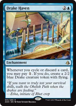 Wizards of the Coast Drake Haven - Amonkhet