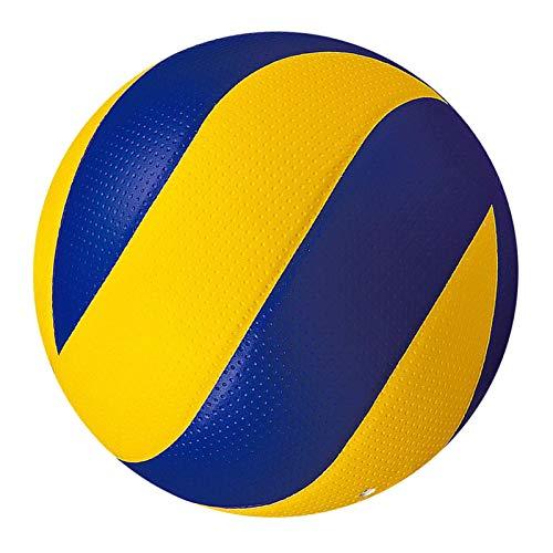 perfeclan Pelota Al Aire Libre Interior del Voleibol de Playa del Tamaño 5 Profesional para El Gimnasio de Los Adultos de Los Niños
