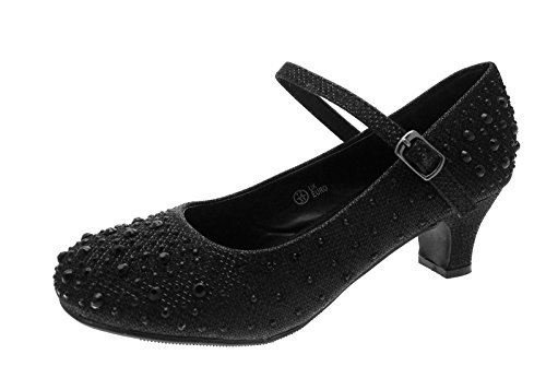 Lora Dora - Zapatos tipo merceditas fiesta