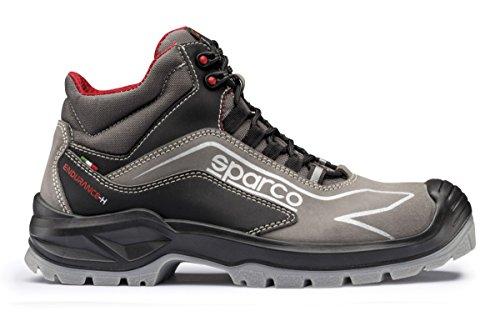 Sparco 0752142grnr endurance-h Scarpe, Grigio/Nero
