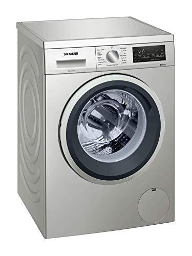 Siemens WU14UTS0 iQ500 unterbaufähige Waschmaschine / 9kg / C / 1400 U/min / Outdoor/Imprägnieren-Programm / varioSpeed Funktion / Nachlegefunktion