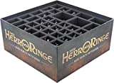 Feldherr Foam Set Compatible with The Lord of The Rings: Journeys in Middle-Earth - Board Game Box