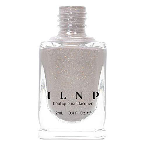 ILNP Sandcastle - Sandy Beige Holographic Nail Polish