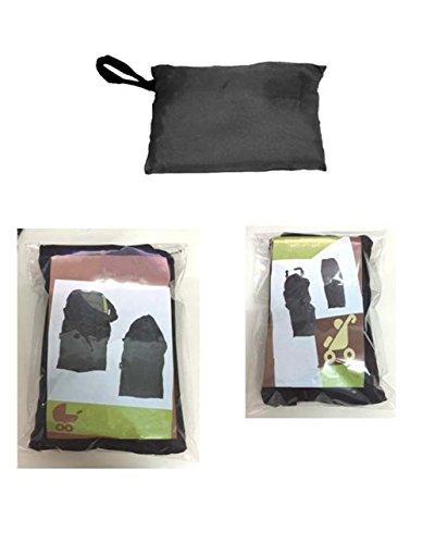 Katech Portatile Gate Check bag carrozzina Air Travel bag Carry ombrello passeggino passeggino copertura grande per aereo Gate Check e stoccaggio