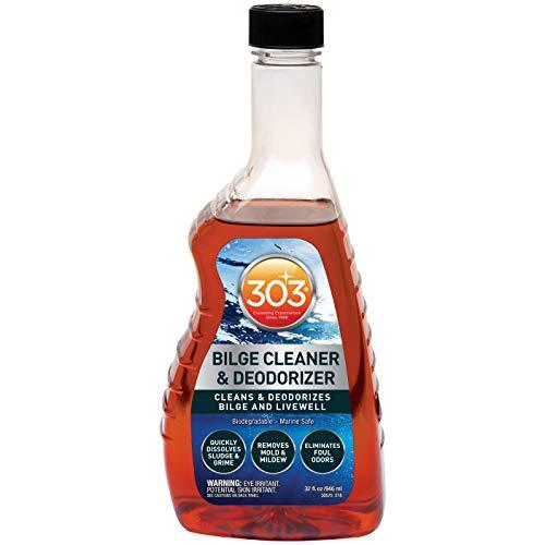 Gold Eagle 30575 303 Marine Bilge Cleaner and Deodorizer - 32 oz, Multicoloured