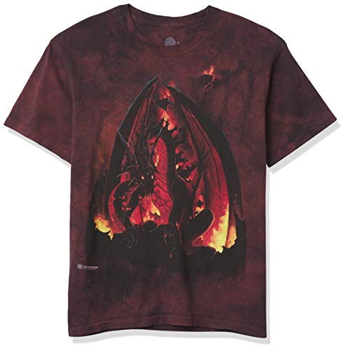 The Mountain T-Shirt Fireball Rouge Taille M