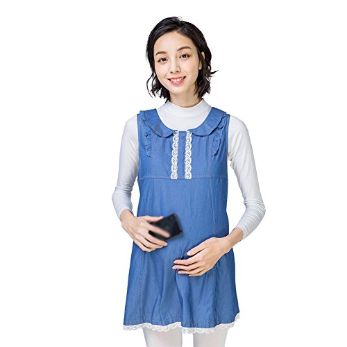 Anti-Radiation Vest Maternity Women Top Pregnant Protection Shield Clothes