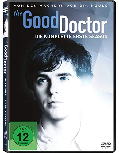 The Good Doctor - Die komplette erste Season [5 DVDs]