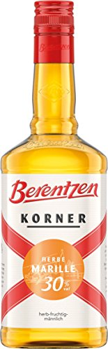 Berentzen - Korner Herbe Marille 30% Vol. - 0,7l