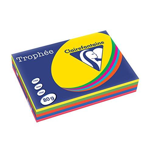 Trophée 1704C Fogli A4, Confezione da 500 Pezzi