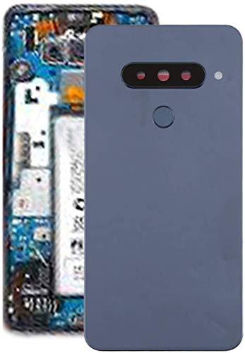 XIUYU Akku Rückseite mit Kamera-Objektiv-Fingerabdruck-Sensor for LG G8s ThinQ Multi-Purpose