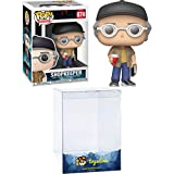 Shopkeeper: Funk o Pop! Movies Vinyl Figure Bundle with 1 Compatible 'ToysDiva' Graphic Protector (8...