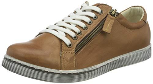 Andrea Conti 346839, Zapatillas Mujer, Brandy, 38 EU