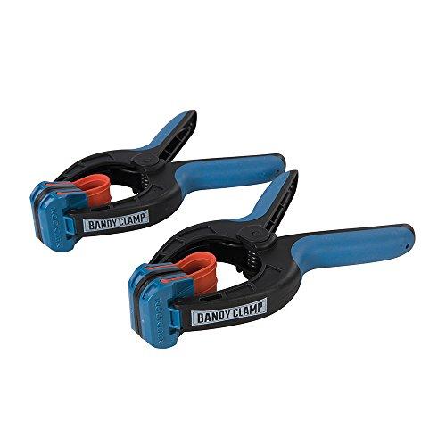 Rockler 950697 Pinzas de Sujeción Grandes, Azul, Large