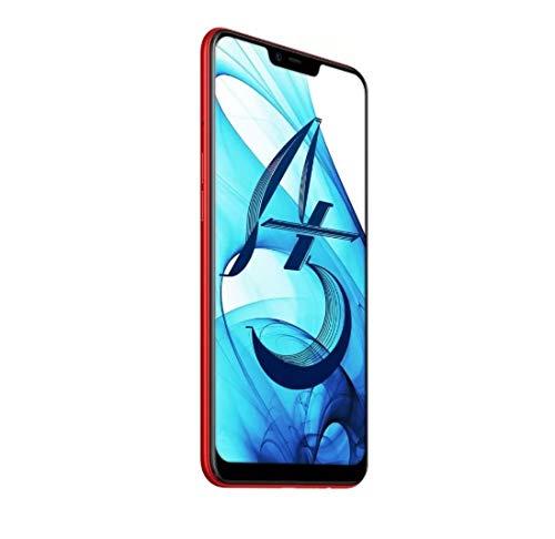 OPPO A5 (Diamond Red, 4GB, 64GB Storage)