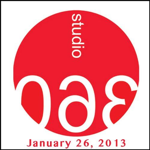 Studio 360: Sue Grafton & Comedy Podcasts audiobook cover art