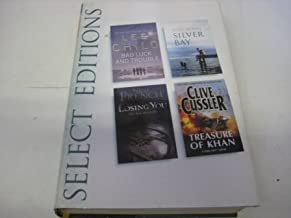 Readers Digest select Editions, Bad Luck and trouble, Silver Bay, Losing You, Treasure of Khan by Readers Digest (29-Jun-1...