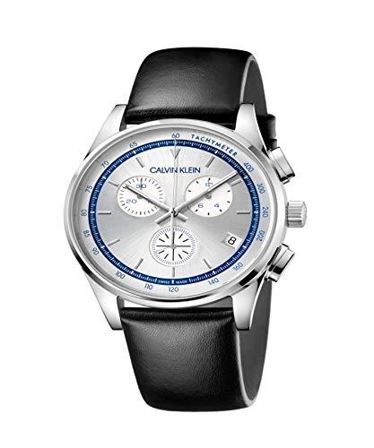 Calvin Klein Reloj de Vestir KAM271C6
