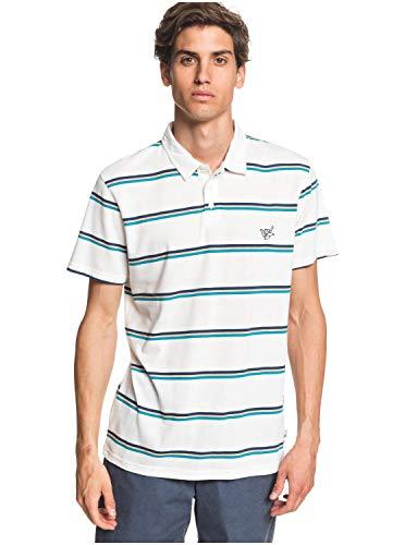 Quiksilver Coreky Mate - Short Sleeve Polo Shirt - Männer