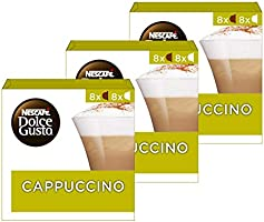 Nescafé Dolce Gusto capsules Cappuccino