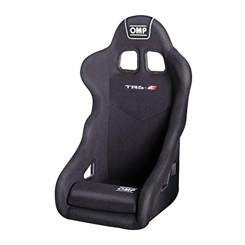 OMP OMPHA/741E/N Asiento para Racing, Negro