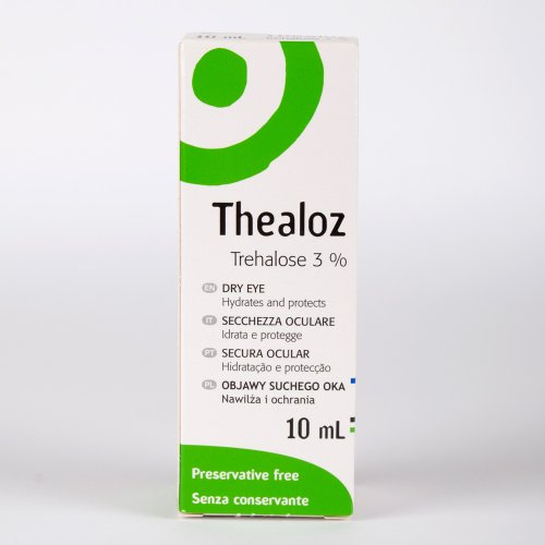 Thealoz Trehalose 3% 10 ml bottle