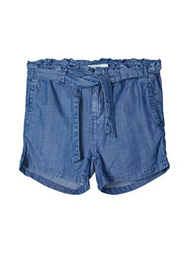 NAME IT Damen Jeansshorts Regular Fit 158Medium Blue Denim