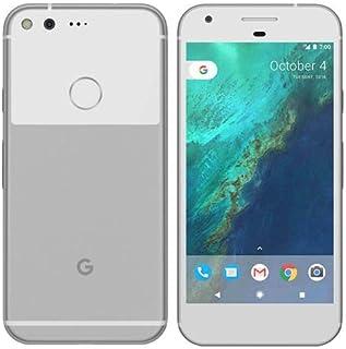 Google Pixel 32GB - Factory Unlocked - Very Silver - 5in Android Smartphone (Renewed)