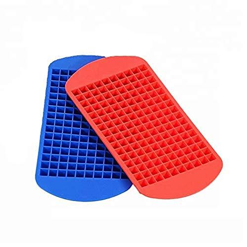 S_CUBE IJsblokjesvorm siliconen BPA-vrije ijsblokjesvormen voor cocktails, sap, cola, drankje, flexibele siliconen…