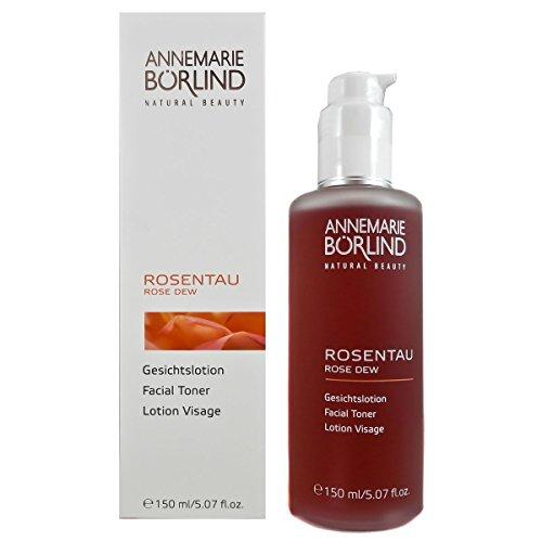 Annemarie Börlind Rosentau Hydro Stimulant femme/woman, Gesichtslotion, 1er Pack (1 x 150 ml)