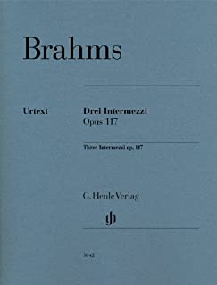 Drei Intermezzi op. 117
