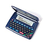 Seiko Concise Oxford Electronic Thesaurus ER2100 (Thesaurus, Spellchecker, Crossword Solver and Anagram Solver)