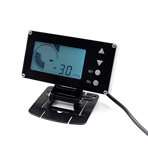 Dhmm123 Digital LCD Display EVC Elektronisches Ventil Turbo Boost Controller Spezifisch