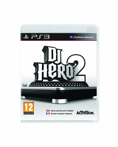 DJ Hero 2 - Game Only (PS3 - FR) [Edizione: Regno Unito]