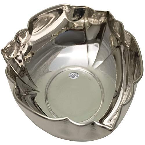 Schaal D 7,5 cm zilver 925 sterling in top afwerking