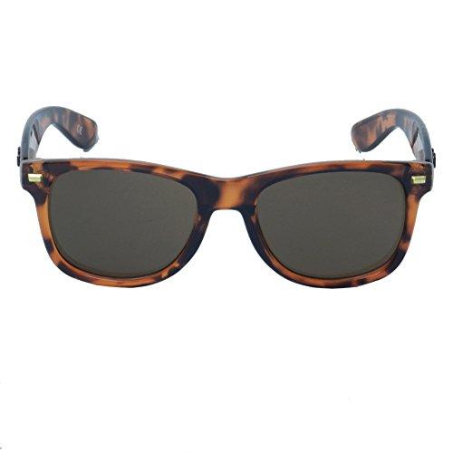 Knockaround Gafas de Sol Fort Knocks Glossy Tortoise Shell Amber