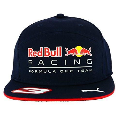 Red Bull Infiniti F1 Racing Drivers Kids Daniel Ricciardo Gorra Oficial 2017