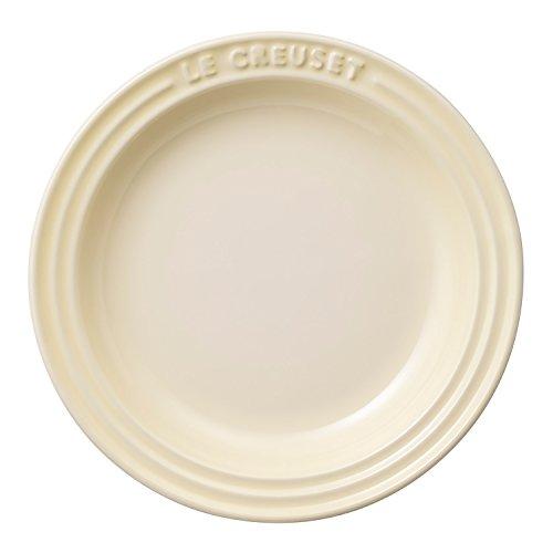 ルクルーゼ ベビー ラウンド プレート LC 15cm デューン 910140-15-68