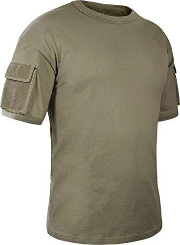 Tactique T-Shirt olive - OLIVE, L