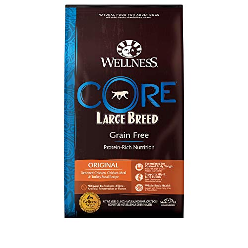 Wellness CORE Natural Grain Free Dry Dog...