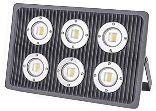 ZHUYU Light Floodlight with Motion Sensor 20000lm Super Bright IP65 Waterproof LED Security Lighting Perfect for Garden Backyard Garage (Color : White Light-300w)