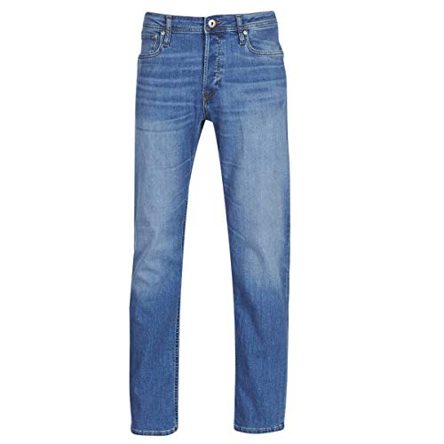 Jack & Jones Jjitim Jjoriginal Am 815 Jean Skinny, Bleu (Blue Denim Blue Denim), W34/L34 (Taille Fabricant: 34) Homme
