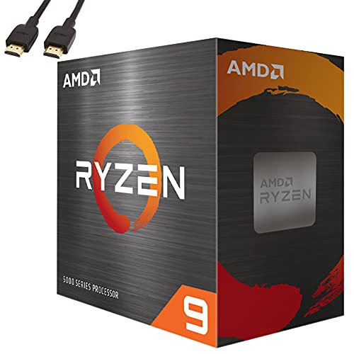 AMD Ryzen 9 5900X 12 Cores