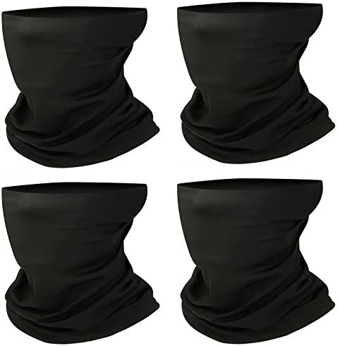 Neck Gaiter Face Cover Scarf Reusable Neck Mask Unisex Face Gaiters Bandanas Balaclava for Sun product image